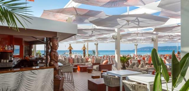 Nassau Beach Club Ibiza