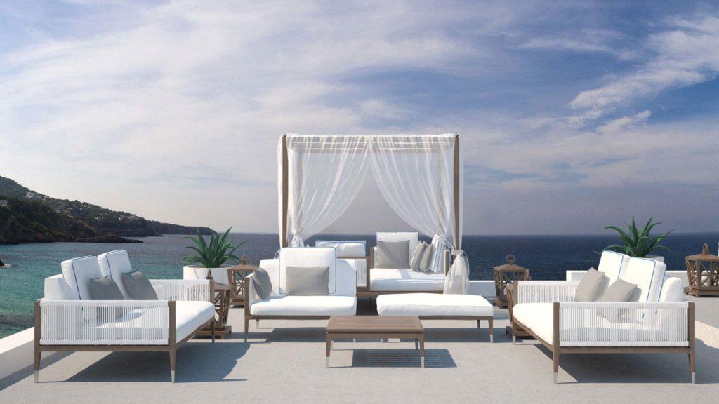 Beach Club Cotton Ibiza