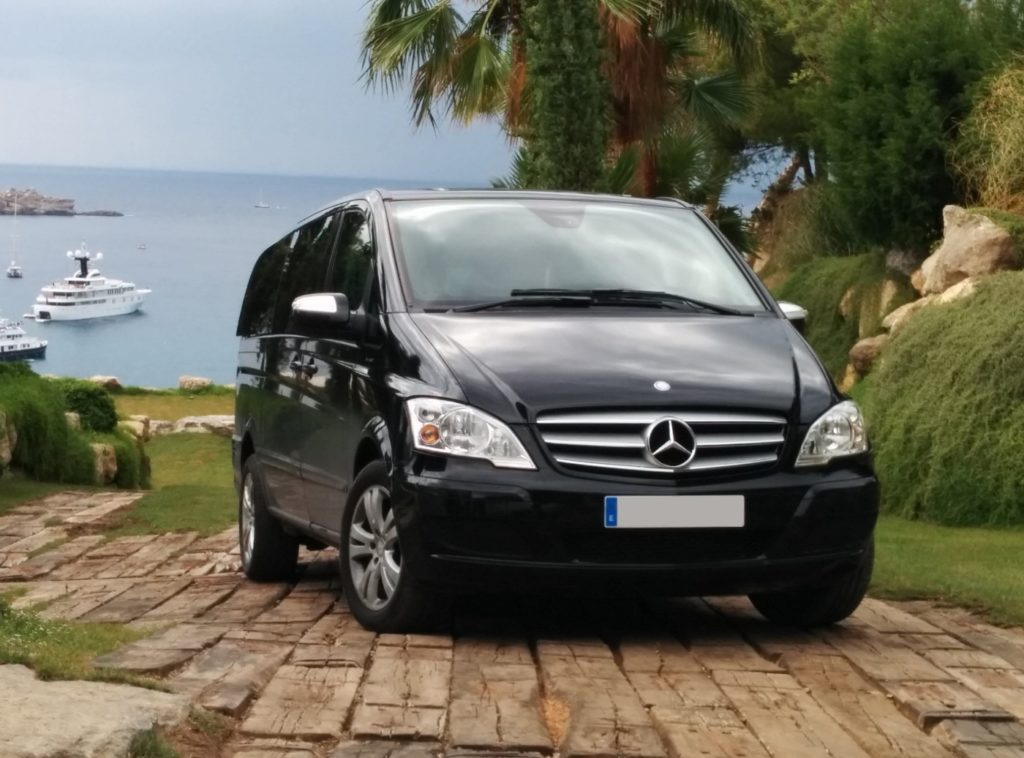 Tour in Ibiza with private driver